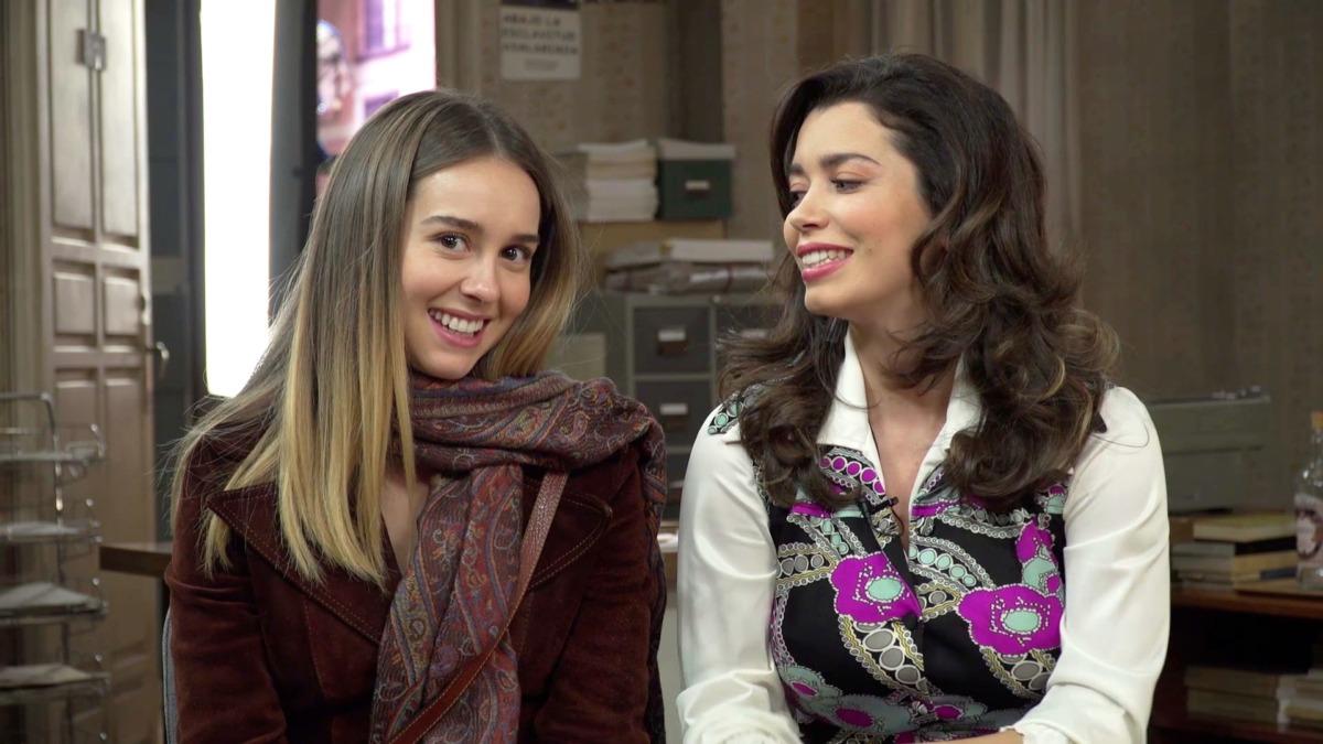 Luisita y Amelia (Luimelia) en amar es para siempre